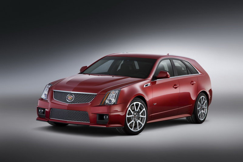 2014 Cadillac CTS-V Wagon High Resolution Exterior Wallpaper quality - image 545931