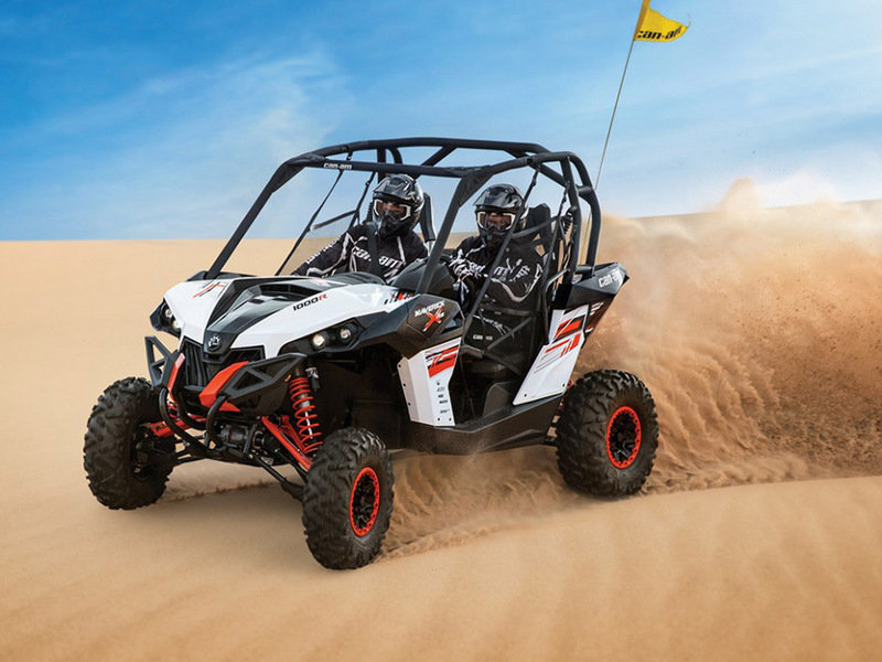2014 Can-Am Maverick X rs DPS High Resolution Exterior - image 546093