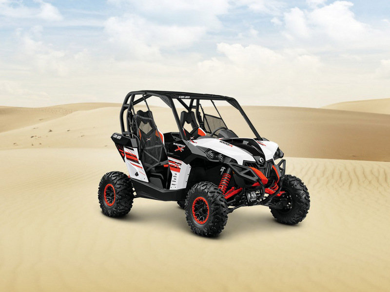 2014 Can-Am Maverick X rs DPS High Resolution Exterior - image 546097