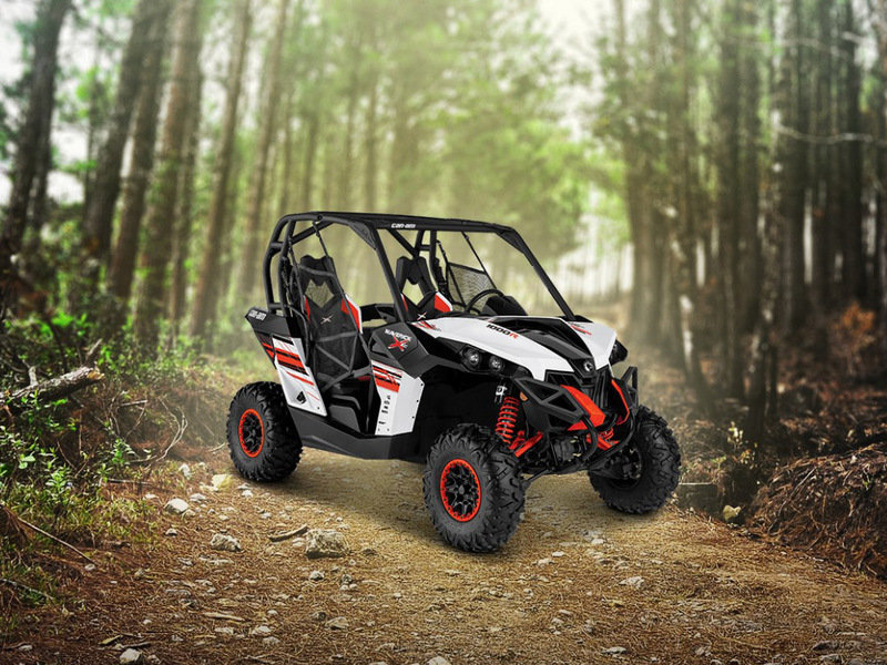 2014 Can-Am Maverick X xc DPS High Resolution Exterior - image 546124