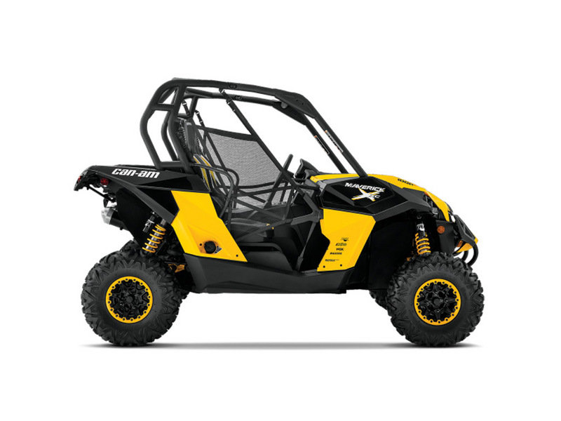 2014 Can-Am Maverick X xc DPS High Resolution Exterior - image 546125