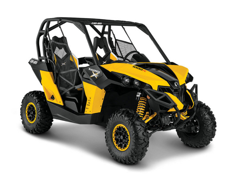 2014 Can-Am Maverick X xc DPS High Resolution Exterior - image 546127
