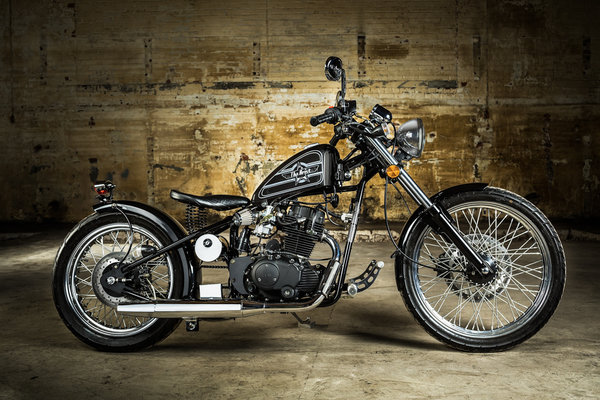 2014 Cleveland Cyclewerks Heist Se Motorcycle Review