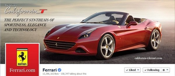 ferrari and 21 year old racer in legal battle over a facebook page news top speed. Black Bedroom Furniture Sets. Home Design Ideas