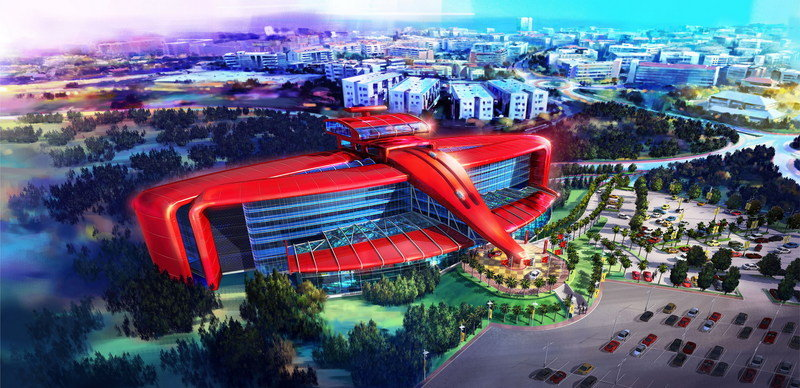 Ferrari will Build New Prancing Horse Theme Park in Spain