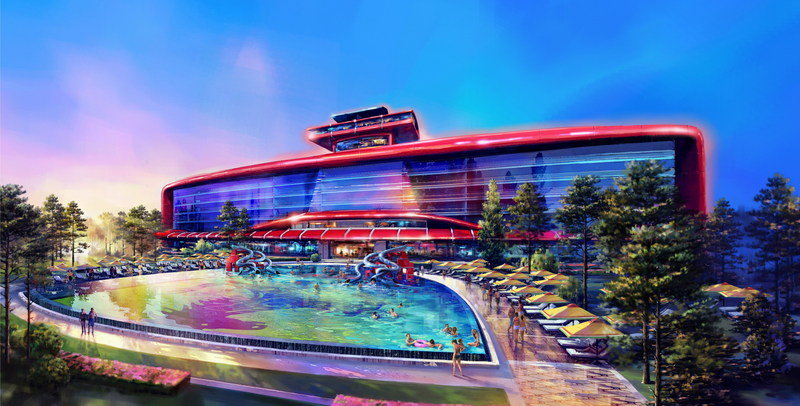 Ferrari will Build New Prancing Horse Theme Park in Spain - image 545831