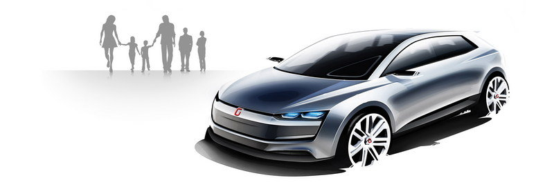 2014 Giugiaro Clipper Exterior Computer Renderings and Photoshop - image 544996