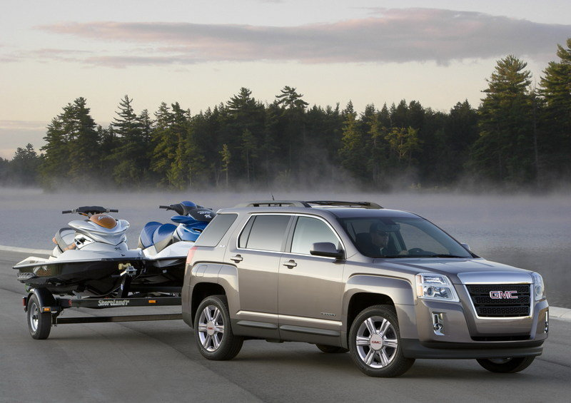 2014 GMC Terrain High Resolution Exterior Wallpaper quality - image 546617