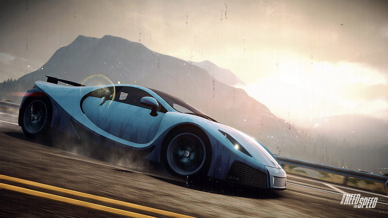 "GTA Spano Now Available in ""Need for Speed Rivals"""