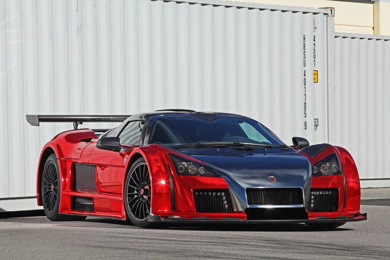 2013 Gumpert Apollo S Ironcar By 2M Designs