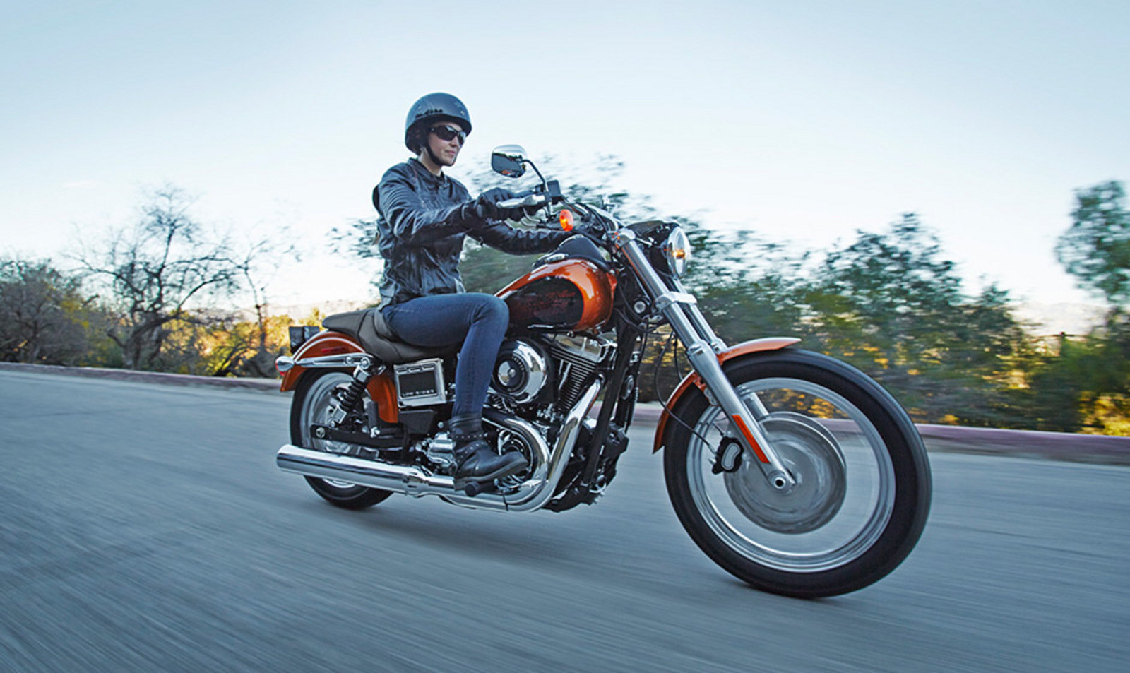 Harley Riders: 2014 Harley Davidson Dyna Low Rider Review