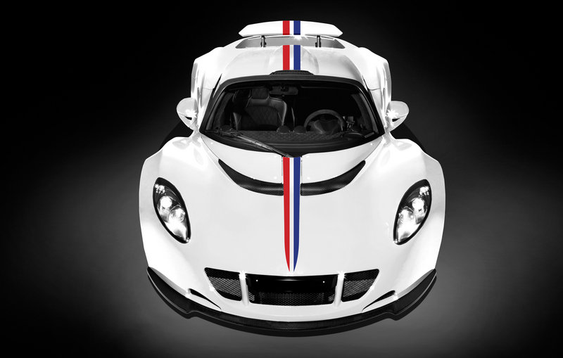 2014 Hennessey Venom GT World's Fastest Edition