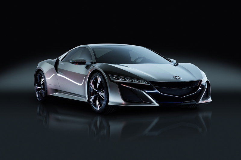 2016 Honda NSX High Resolution Exterior - image 546590