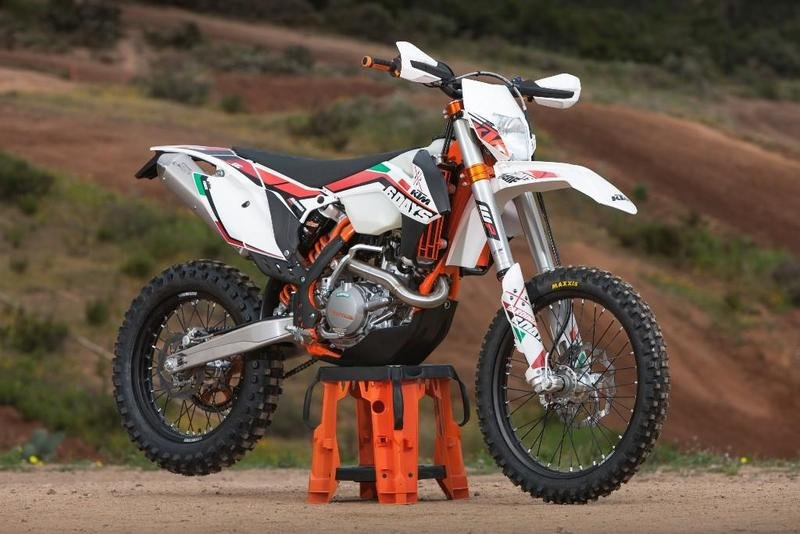 2014 KTM 450 EXC SIX DAYS High Resolution Exterior - image 546215