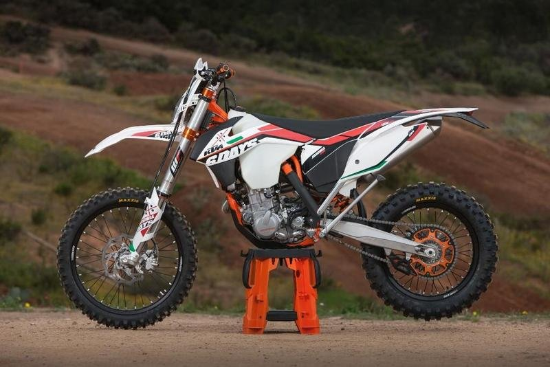 2014 KTM 450 EXC SIX DAYS High Resolution Exterior - image 546216
