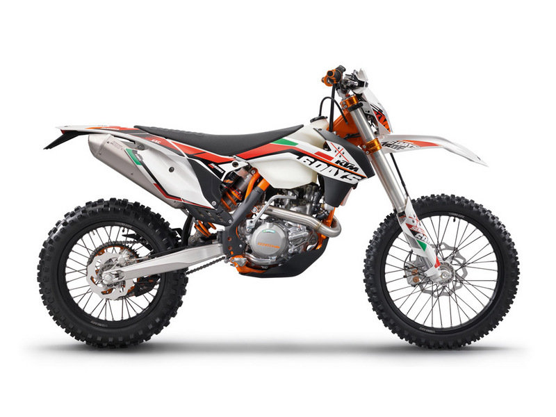 2014 KTM 450 EXC SIX DAYS High Resolution Exterior - image 546218