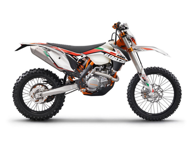 2014 KTM 500 EXC SIX DAYS High Resolution Exterior - image 546240