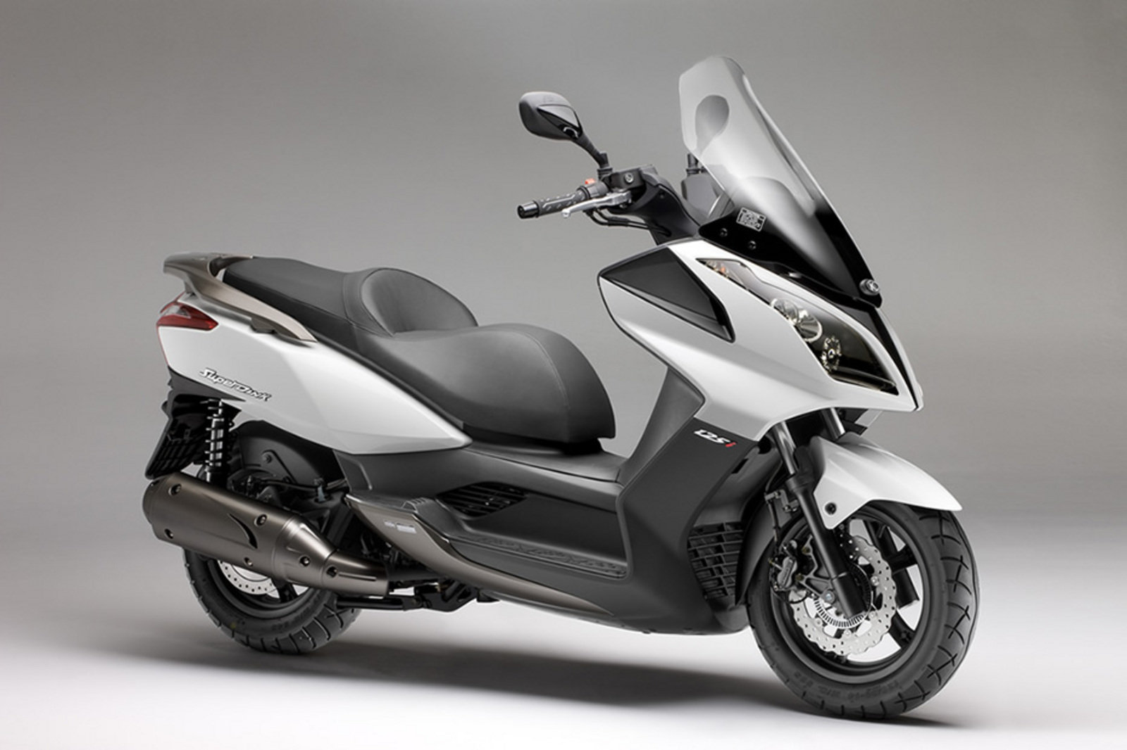 2014 Kymco Downtown 200i Review