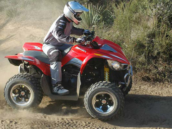 2014 Kymco Maxxer 450i Motorcycle Review Top Speed