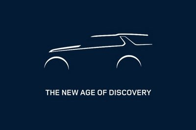 Video: Land Rover Announces New Discovery Family in Geneva