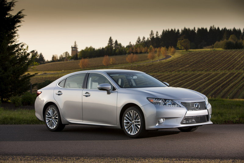 2014 Lexus ES 350 High Resolution Exterior Wallpaper quality - image 547317