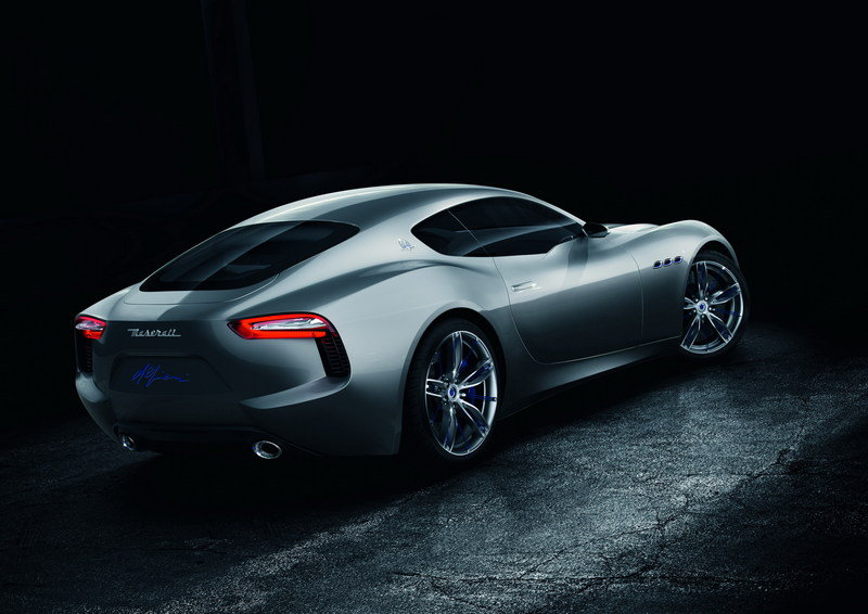 2014 Maserati Alfieri High Resolution Exterior - image 544444