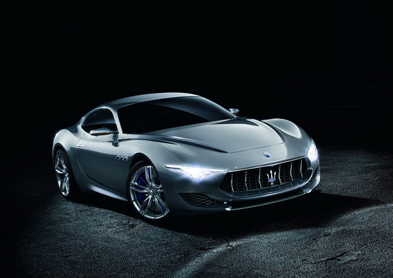 Maserati Officially Confirms Alfieri Coupe And Cabrio