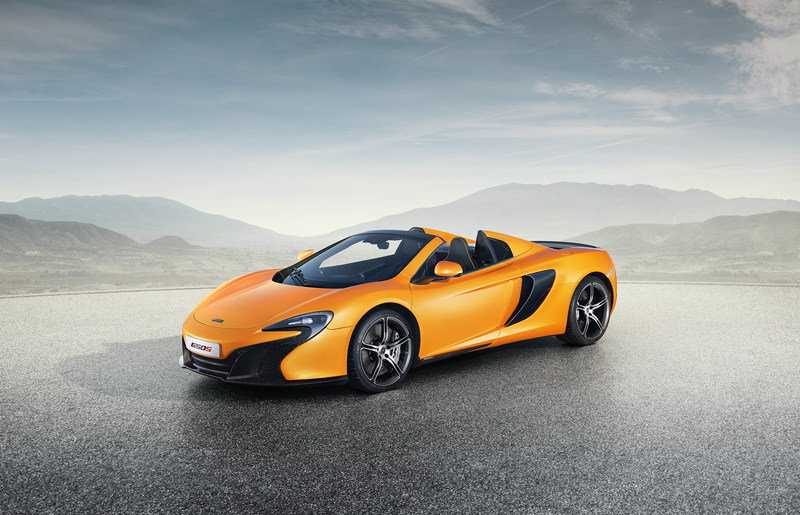 2015 McLaren 650S Spider High Resolution Exterior Wallpaper quality - image 544397