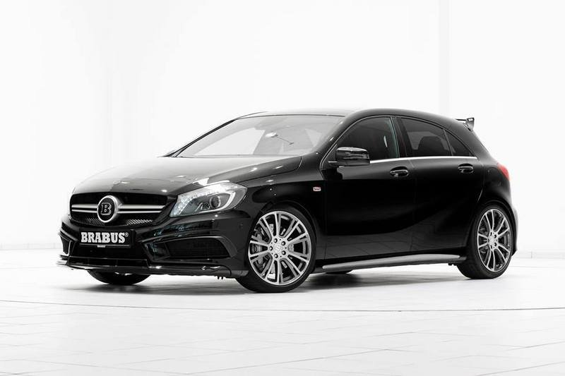 2014 Mercedes-Benz A45 AMG by Brabus Exterior - image 547275