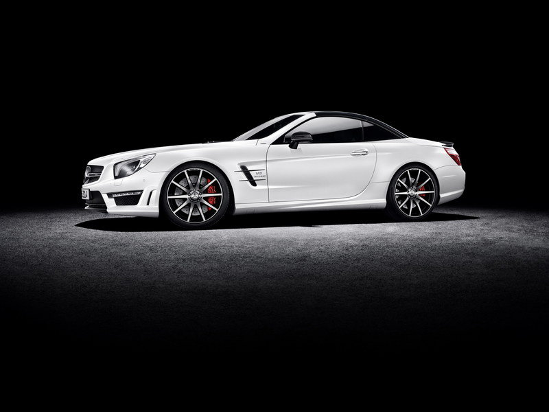 2014 Mercedes-Benz SL 2LOOK Edition High Resolution Exterior - image 544805