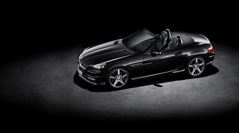 2014 Mercedes-Benz SLK CarbonLOOK Edition