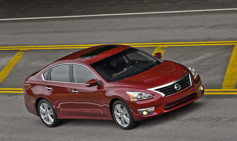 2014 - 2015 Nissan Altima High Resolution Exterior - image 546925