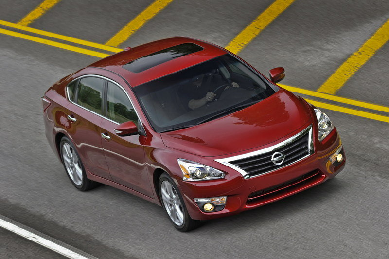 2014 - 2015 Nissan Altima High Resolution Exterior - image 546926
