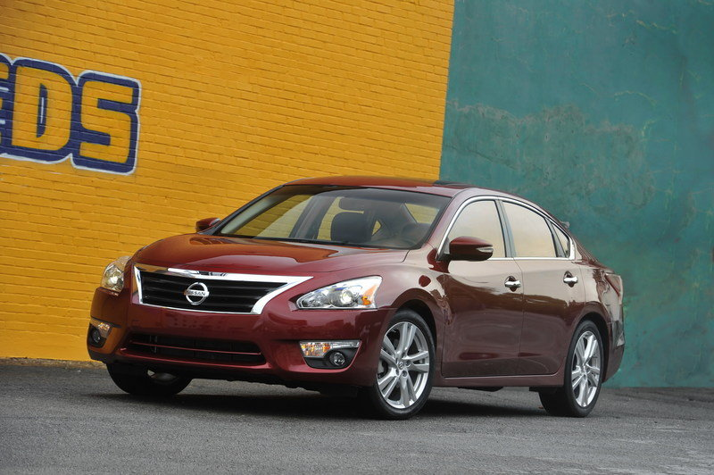 2014 - 2015 Nissan Altima High Resolution Exterior - image 546927