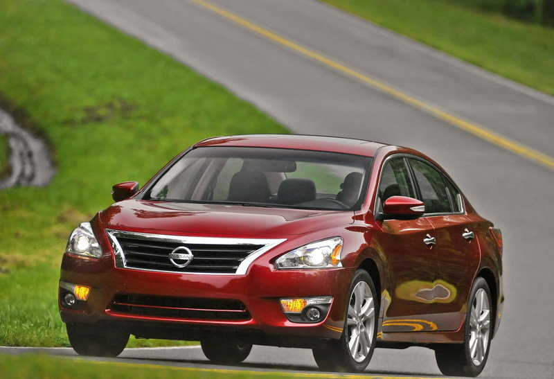 2014 - 2015 Nissan Altima High Resolution Exterior - image 546928