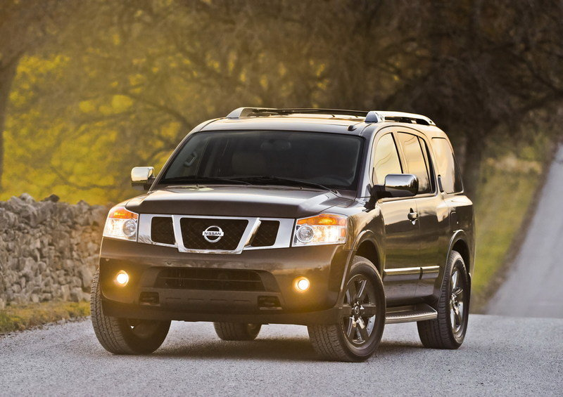 2014 Nissan Armada High Resolution Exterior Wallpaper quality - image 547142