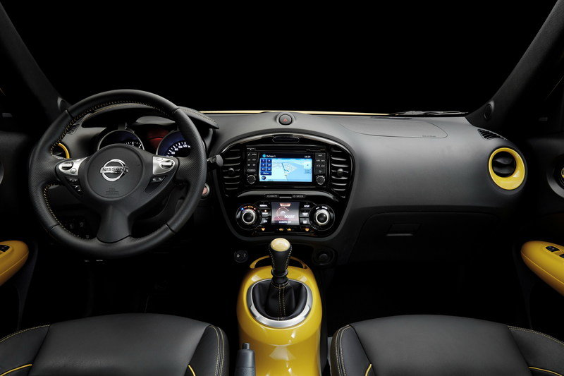 The Jukes On Us As Nissan's Funky Crossover Appears to be Headed For An Exit High Resolution Interior - image 544666