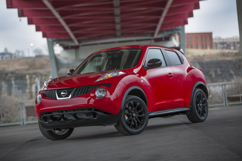 2014 Nissan Juke High Resolution Exterior - image 546026