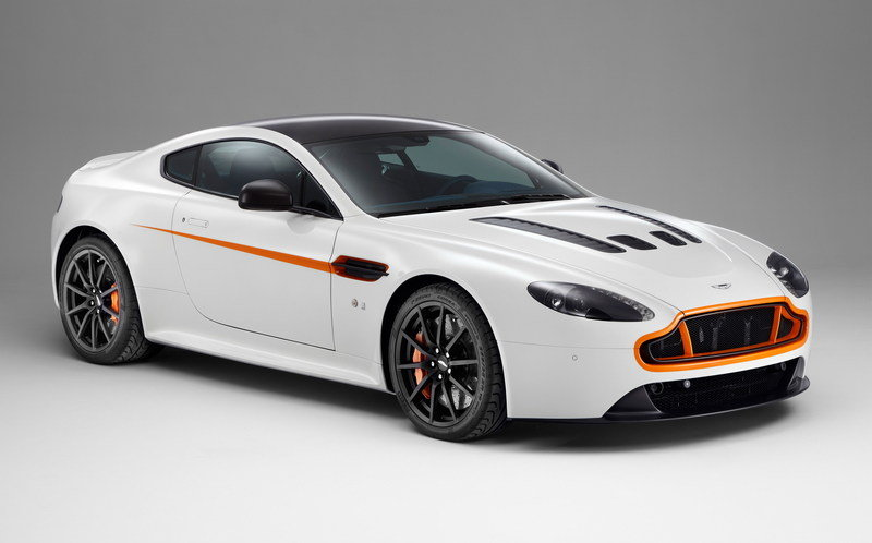 2014 Q by Aston Martin V12 Vantage S High Resolution Exterior Wallpaper quality - image 544641