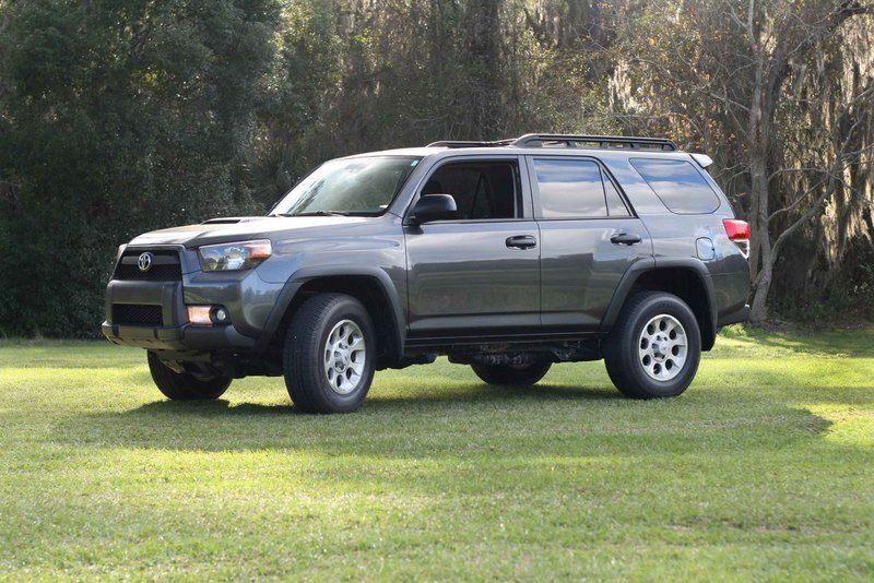2013 Toyota 4Runner - Driven High Resolution Exterior - image 545259