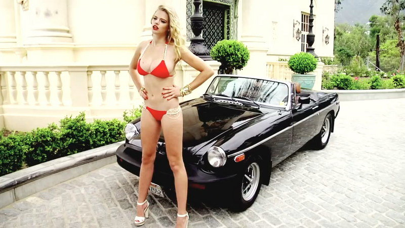 Valerie Van Der Graaf Loves Cars
