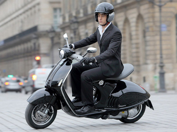 2014 Vespa 946 Motorcycle Review Top Speed