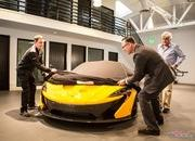 Video: Jay Leno Got The First US-Spec McLaren P1 - image 546979