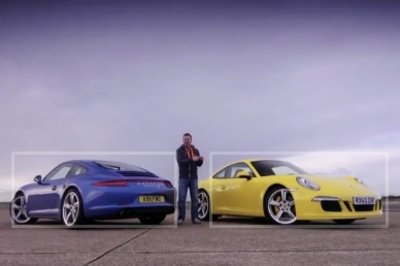 Video: Porsche 911 Carrera 4S v Carrera 2S