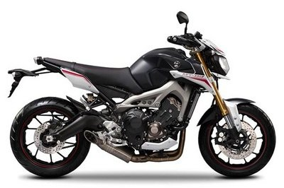 2014 Yamaha MT-09 Street Rally