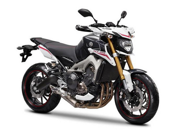 2014 yamaha mt 09 street rally review top speed. Black Bedroom Furniture Sets. Home Design Ideas