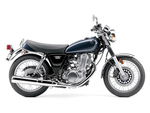 2015 Yamaha SR400 | motorcycle review @ Top Speed