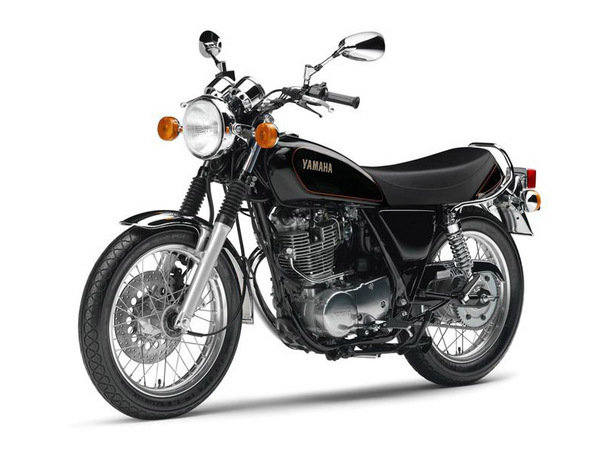 2014 Yamaha SR400 - Picture 547115 | motorcycle review ...
