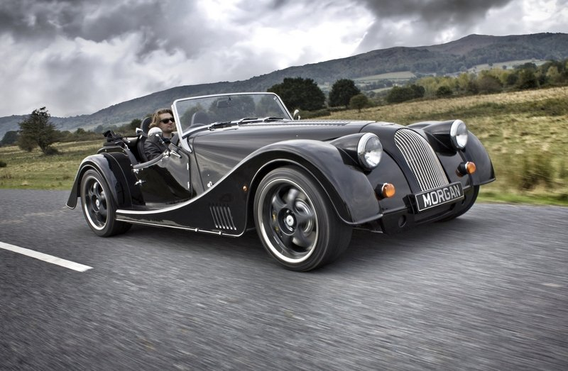 2012 Morgan Plus 8 Exterior - image 550298