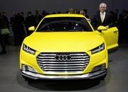 The Audi Q4 Will Supposedly Stand Out from the Lineup, But We Have Our Doubts - image 550409
